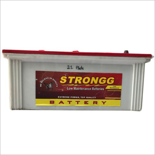 21 Plate Automotive Batteries