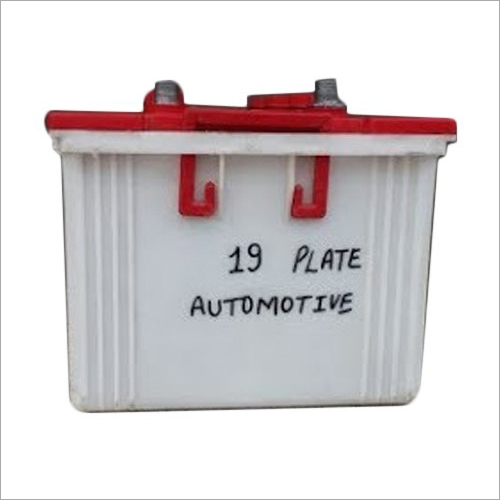 19 Plate Automotive Batteries