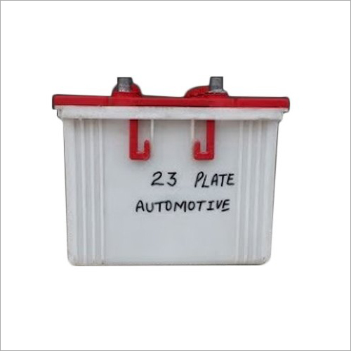 23 Plate Automotive Batteries