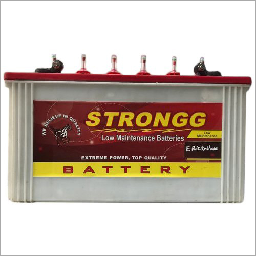 E Rickshaw Automotive Tubular Battery