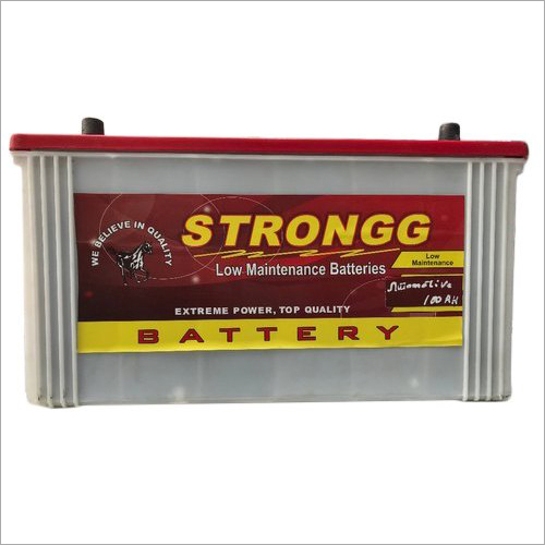 Strongg Automotive Battery