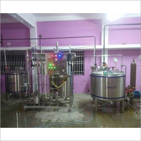 Mini Juice Filling Plant