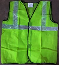 Metro Eco Florescent Reflective Jacket: Model No. SJ-1405