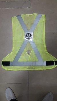 Metro Florescent Reflective Jacket MINIMAX: Model No. SJ-1401