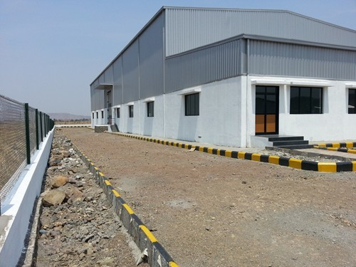 Prefabricated Industrial Structure