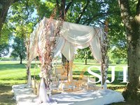 New Fabric Mandap