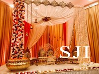 Latest Fabric Mandap