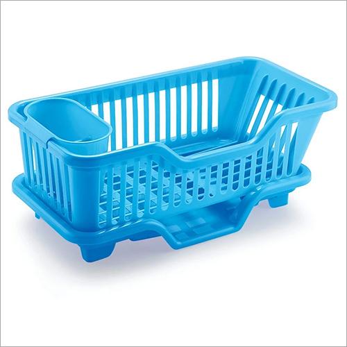 0607 Plastic Sink Dish Drainer Drying Rack