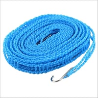 Clothesline Drying Nylon Rope with Hooks