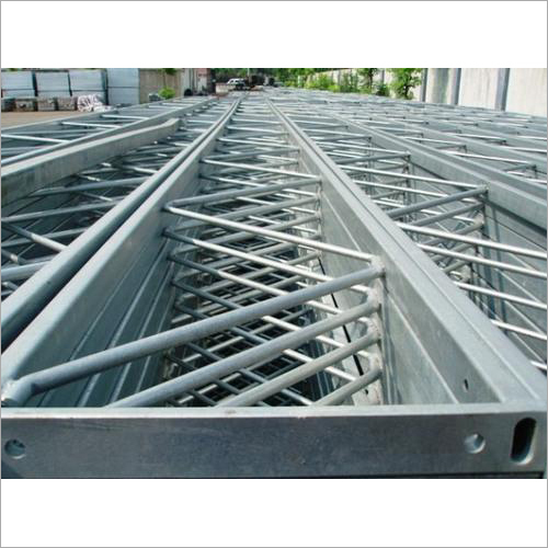 Industrial Galvanized Steel Structure