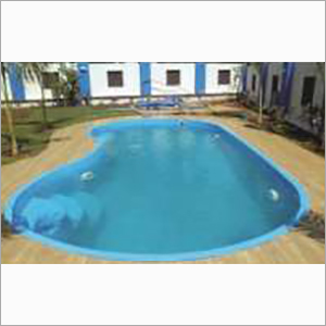 Bean Shaped Swimming Pools Curvy Design