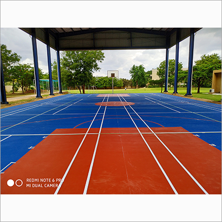 Acrylic Multi Sports Courts