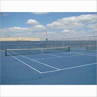 Acrylic Lawn tennis court