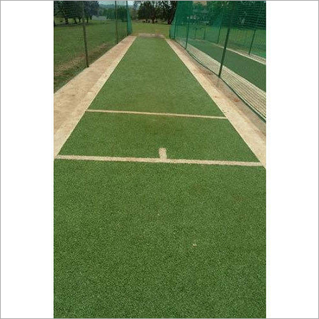 cricket pitch artificial grass