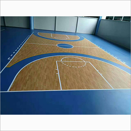 Vinyl Multi Sports Flooring