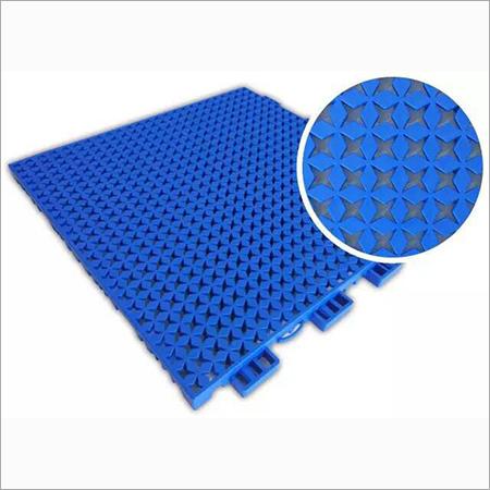 PP or PU Interlocking tile