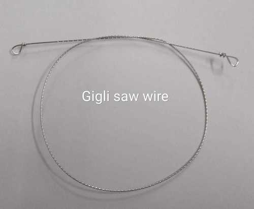 Gigli saw wire