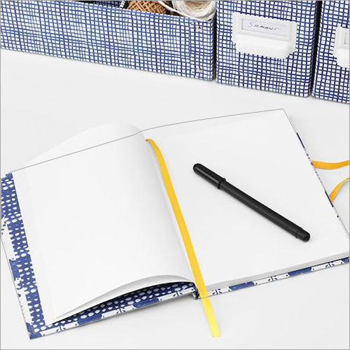 Laminated Writing Notebook