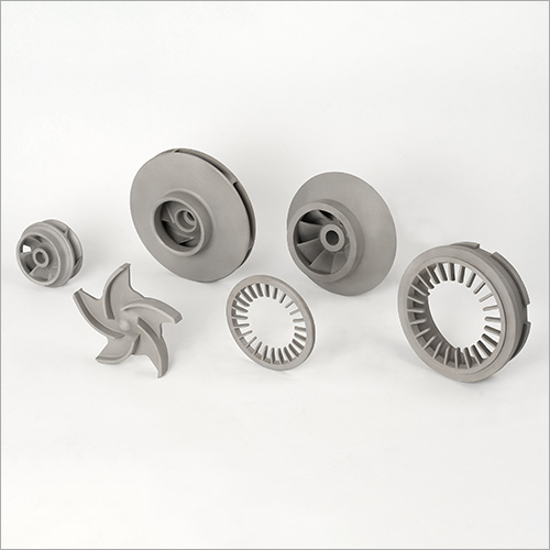 SG Iron Impellers Casting