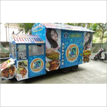 Fast Food Vending Van