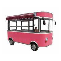 Fast Food Pink Van