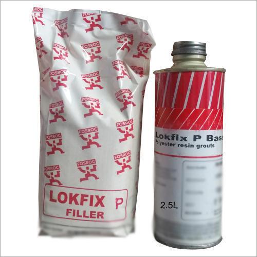 Fosroc Lokfix P Anchoring Rebaring Grout