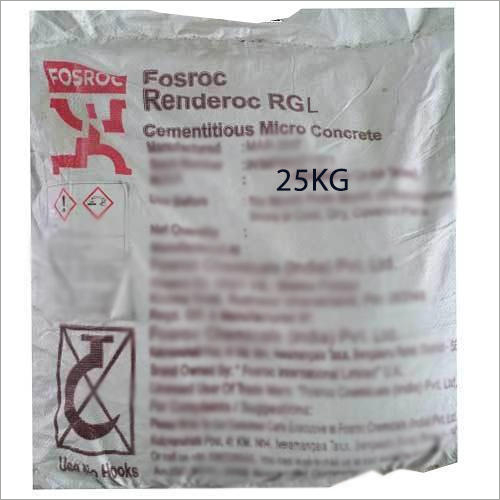 Renderoc RGL Micro Concrete Powder