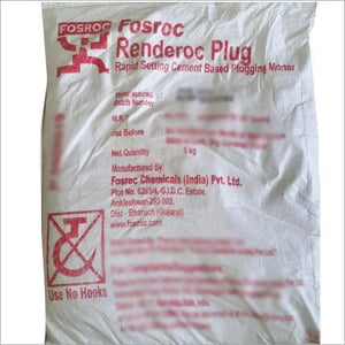 Fosroc Renderoc Plug Mortar