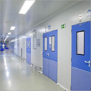 Industrial Air Tight Door