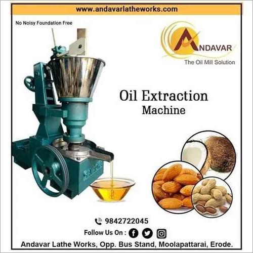 Semi-Automatic Oil Extractor