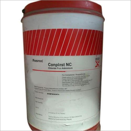 Fosroc Concrete Admixture