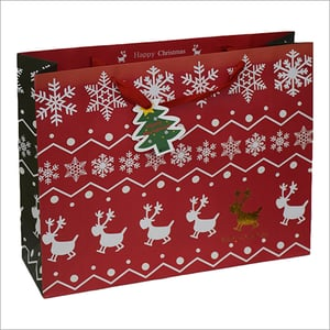 Large Size Gift Paper Christmas Bag