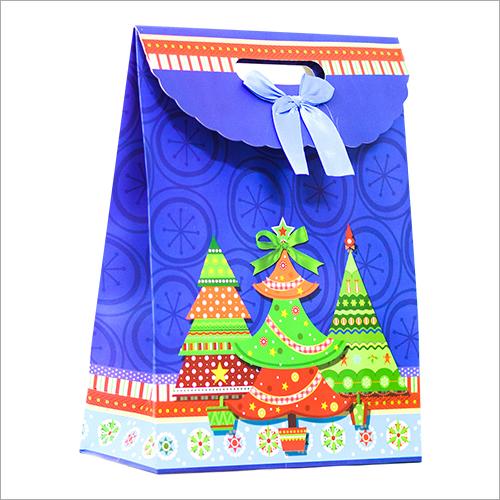 Gift Paper Christmas Bag