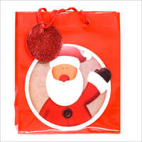 Small Size Gift Paper Christmas Bag