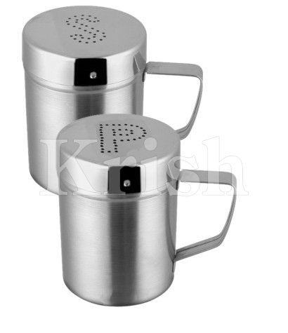 Economic Salt & pepper with side Handle