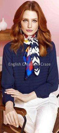 buy cotton silk print scarves