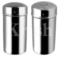 Dome Lid Salt & pepper - Tall