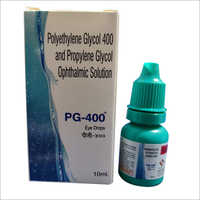 Polyethylene Glycol 400 and Propylene Glycol Ophthalmic Solution
