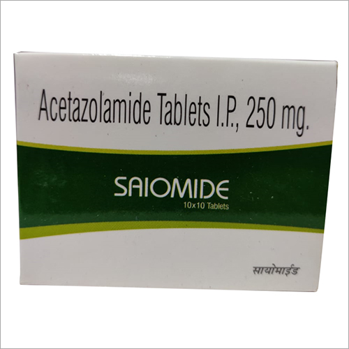 Acetazolamide-250 mg Tab