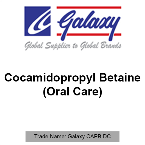 Cocamidopropyl Betaine (Oral Care)