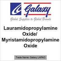Lauramidopropylamine Oxide - Myristamidopropylamine Oxide