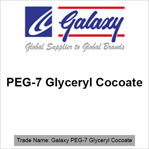 PEG-7 Glyceryl Cocoate