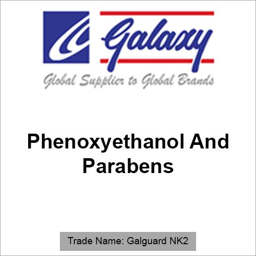 Phenoxyethanol And Parabens