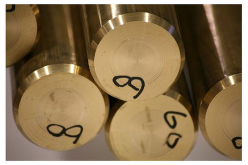 BS1400 HTB3 High Tensile Brass Rods
