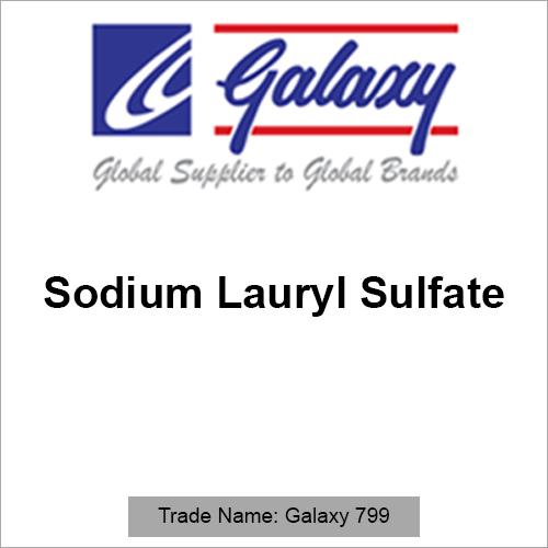 Sodium Lauryl Sulfate