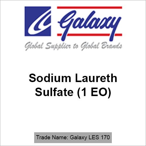 Sodium Laureth Sulfate (1 EO)