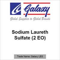 Sodium Laureth Sulfate (2 EO)