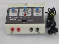 Mini TENS + MS Combination unit