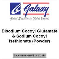 Disodium Cocoyl Glutamate And Sodium Cocoyl Isethionate (Powder)