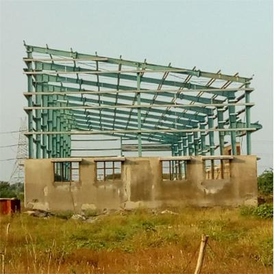 Pre Engineering Fabrication Building Service